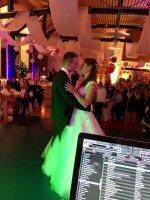 Eröffnungstanz einer Hochzeit mit DJ Heiko Heinz