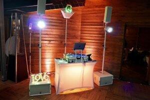 Ton- und Lichtequipment